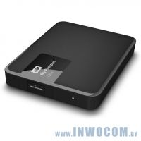 2.5 3Tb Western Digital My Passport Ultra Black WDBNFV0030BBK-EEUE (2.5, USB 3.0)
