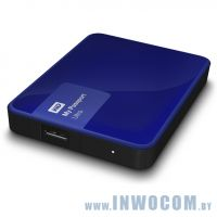 2.5 3Tb Western Digital My Passport Ultra Blue WDBNFV0030BBL-EEUE (2.5, USB 3.0)