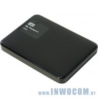 2.5 500Gb Western Digital My Passport Ultra Black WDBBRL5000ABK-EEUE (2.5, USB 3.0)
