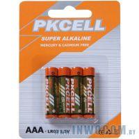 PKCELL LR03 4BL - ААА