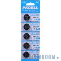 PKCELL CR2032 5BL
