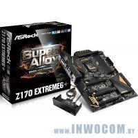 AsRock Z170 Extreme6+ (Z170) ATX RTL