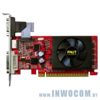 Palit GeForce 210 1Gb DDR3 64bit PCI-E Low Profile (NEAG210LHD06) RTL