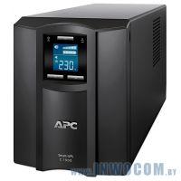 APC UPS 1000VA Smart C  (SMC1000I)  USB,  LCD