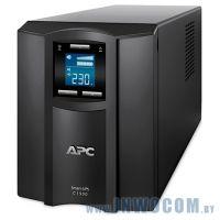 APC UPS 1500VA Smart C  (SMC1500I) USB,  LCD