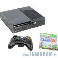 Microsoft  XBOX 360 4Gb + игра  Peggle  2 (L9V-00049)