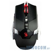 A4Tech Bloody T50 Terminator Gaming mouse, USB, Black, RTL