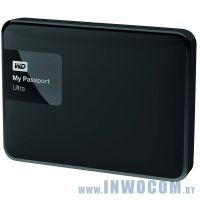 2.5 3Tb Western Digital My Passport Ultra WDBBKD0030BBK-EESN Black (2.5, USB 3.0)