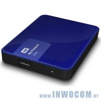 2.5 3Tb Western Digital My Passport Ultra WDBBKD0030BBL-EESN Blue (2.5, USB 3.0)