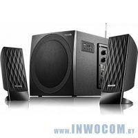 Microlab M-300U 2.1 Black (FM, USB)