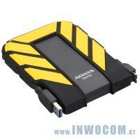 2.5 1Tb A-Data AHD710-1TU3-CYL USB 3.0, Yellow