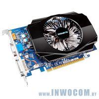 Уцен. NVIDIA GeForce Gigabyte GT730 (GV-N730-2GI) 2048MB DDR3