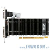 MSI GT730 (V809 N730K-2GD3H/LP) 2Gb DDR-3  64bit PCI-E RTL