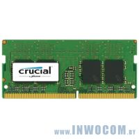 4Gb PC-17000 DDR4-21333 Crucial CT4G4SFS8213 (SODIMM)
