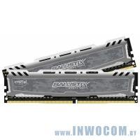 16Gb (2x8Gb) PC-19200 DDR4-2400 Crucial Ballistix Sport (BLS2C8G4D240FSB)