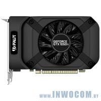 Palit GTX1050Ti StormX (NE5105T018G1-1070F) 4Gb DDR5 DVI+HDMI+DP RTL