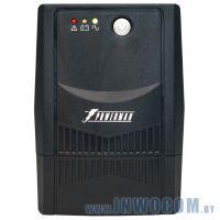 Уцен. ИБП 800VA PowerMAN Back PRO 800 Plus, USB