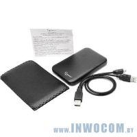 Внеш.корпус д/SATA 2.5 Gembird EE2-U2S-43, черный, USB 2.0