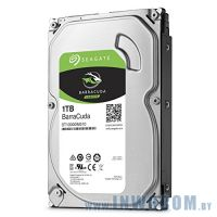 1000GB Seagate ST1000DM010 (7200rpm, SATA3-600, 64Mb)