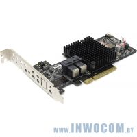 ASUS PIKE II 3008-8I (90SC05E0-M0UAY0) 8-port SAS/SATA 6Gb/s RAID 0/1/1E/10