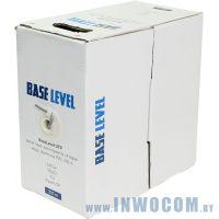 BaseLevel 4 пары кат.5e 305м BL-UTP04-5e,СU PVC