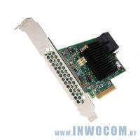LSI MegaRAID SAS 9341-8i (LSI00407) (RTL) PCI-Ex8, 8-port SAS/SATA 12Gb/s RAID 0/1/5/10/50
