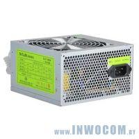 Delux 400W ATX-400W P4 (24+4-pin, 2xSATA, 120mm) OEM