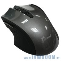 Dowell MR-032 Black/Grey