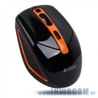 A4Tech G11-590FX Black+Orange