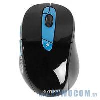 A4Tech G11-570FX BLACK+BLUE