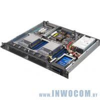 Уцен. ASUS 1U RS400-E8-PS2 90SV028A-M06CE0 (LGA2011-3, C612, 2xPCI-E, SVGA, 2xHS SATA, 2xGbLAN, 16DD