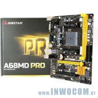 Biostar A68MD PRO (AMD A70M) mATX RTL