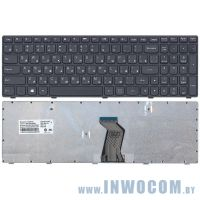 Клавиатура для ноутбуков серии Lenovo G500, G505, G510, G700, G710, черная