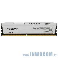 16Gb PC-17000 DDR4-2133 Kingston HyperX Fury White (HX421C14FW/16) CL14 RTL