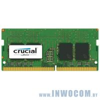 4Gb PC-19200 DDR4-2400 Crucial CT4G4SFS824A (SODIMM)
