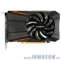GigaByte GTX1050Ti (GV-N105TD5-4GD) 4Gb DDR5 RTL