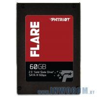 SSD Patriot Flare 60GB PFL60GS25SSDR (MLC) 2.5
