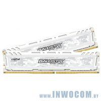 16Gb (2x8Gb) PC-21300 DDR4-2666 Crucial Ballistix (BLS2C8G4D26BFSC)