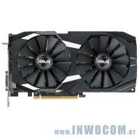 Asus RX 580 OC 4GB (DUAL-RX580-O4G) 4096Mb, GDDR5, 256 bit, Retail