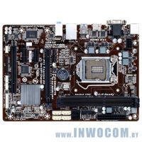 Уцен. MB Gigabyte GA-B85M-HD3 Soc-1150 iB85 1xPCI-Ex16 1xPCI USB3.0 2xDDR3-1600 4xSATA3 2xSATA2 GLAN