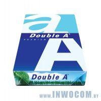Бумага DOUBLE A Premium, AA+, А4, белизна 165%CIE, 80 г/м, 500 л, эвкалипт