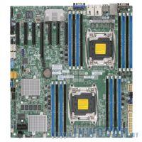 SuperMicro X10DRH-C-O Soc-2x2011-3 (C612) PCI-E SVGA 2xGbLAN SATA RAID E-ATX 8DDR4 RTL