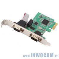 WCH382 2xCOM PCI-E RTL
