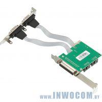 WCH382 1xLPT 2xCOM PCI-E RTL
