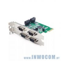 MS9904 4xCOM PCI-E RTL