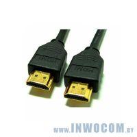 HDMI - HDMI Defender (19M-19M) 1м ver1.4 2 фильтра (87340)