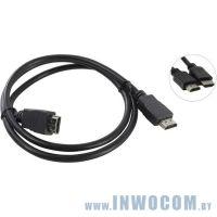 HDMI - HDMI 5bites (APC-005-010) (19M-19M) 1м ver1.4