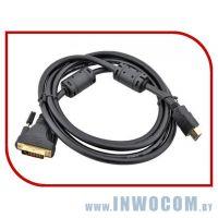 HDMI - DVI-D Dual Link 5bites (APC-073-030) (19M-25M) 3м