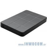 Внеш.корпус д/SATA 2,5 AgeStar 3UB2P1 Black USB3.0