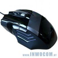 Dowell MG-100 Black USB 7btn+Roll